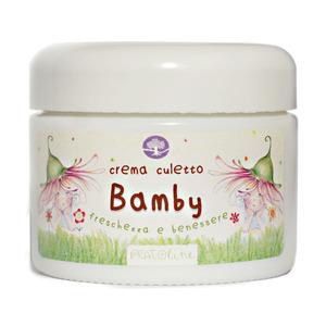 Bamby Crema Sederino Rinfrescante e Lenitiva per Pelle Irritata