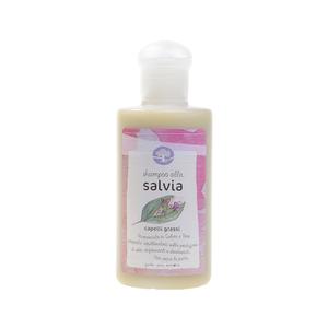 Shampo alla Salvia Rimedio Naturale per i Capelli Grassi