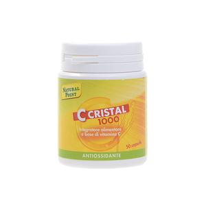 Natural Point C Cristal 1000 - 50 capsule Stimola le Difese Immunitarie