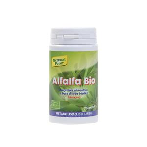 AlfaAlfa Bio Erba Medica Biologica Cura i Disturbi della Menopausa in Maniera Naturale