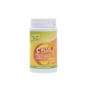 C Plus Vitamina C a base di Flavonoidi