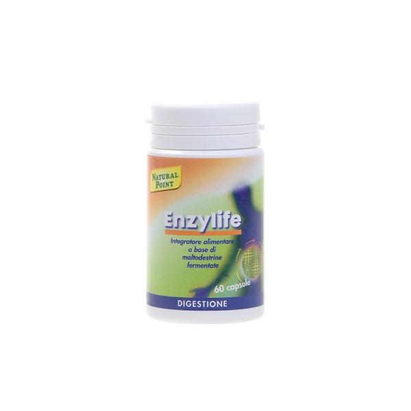 Enzylife Rimedio Naturale per Fegato e Intestino