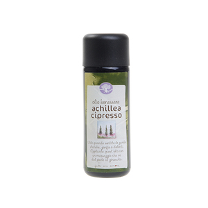 Olio Achillea-Cipresso Gambe Stanche, Gonfie Dolenti o Fastidiose Emorroidi