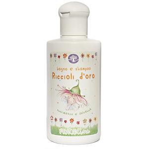 Riccioli d'Oro Bagno e Shampoo Delicato per Bambini