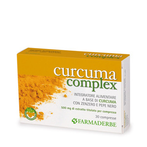 Curcuma Complex Disturbi Intestinali e Ciclo Mestruale