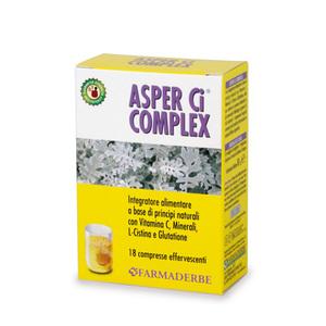 Asper Ci Complex Favorisce le Naturali Difese dell'Organismo