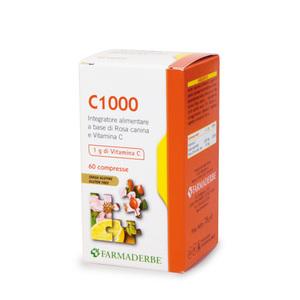 C 1000 Protegge dallo Stress Ossidativo