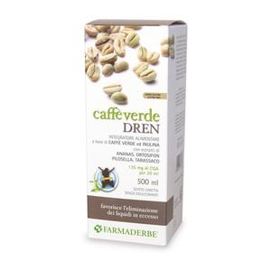 Caffe' Verde Dren Elimina Liquidi e Tossine