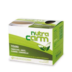 Carm Tisana Digestiva agli Estratti di Piante Officinali