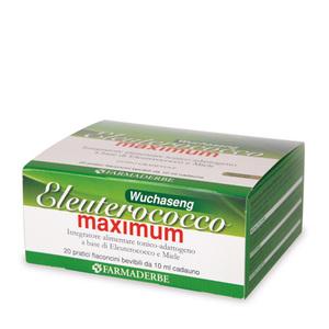 Eleuterococco Maximum Tonico Rivitalizzante