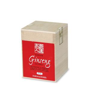 Ginseng Estratto Koreano Rosso Adattogeno Ricostituente