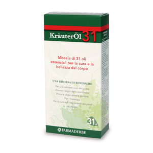 Krauterol 31 Olio Massaggi