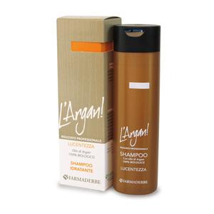 L'Argan Shampoo Capelli per Lavaggi Frequenti
