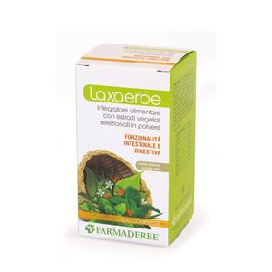 Laxaerbe Integatore Alimentare Digestivo