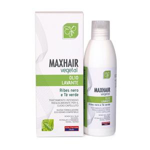 Max Hair Vegetal Olio Lavante Dona Freschezza e Sollievo dal Prurito