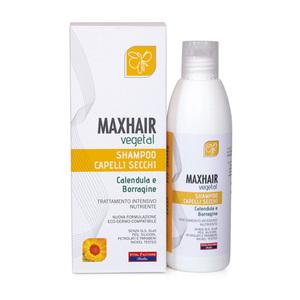 Max Hair Vegetal Capelli Secchi Contro le Doppie Punte