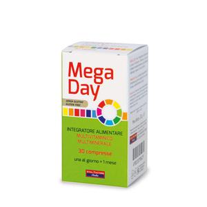Mega Day Integratore Alimentare Benessere per l'Organismo