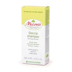 Micovit Doccia Shampoo Purificante e Riequilibrante