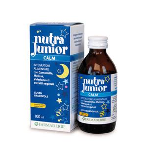 Nutra Junior Calm Rimedio Naturale per Dormire Meglio