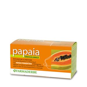 Papaia Orosolubile Antiossidante Anti-Stress