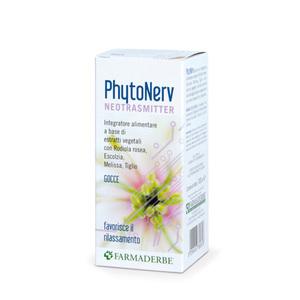 Phytonerv Neotrasmitter regola lo stress ed il buon umore
