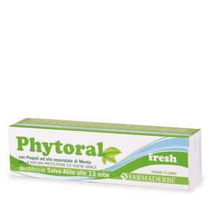 Phytoral Fresh Dentifricio Combatte il Cattivo Odore del Fumo