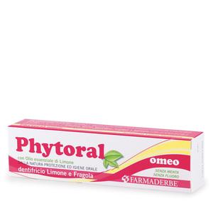Phytoral Omeo Dentifricio Gusto Frutta per Bambini