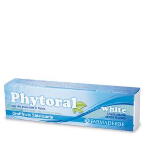 Phytoral Whyte Dentifricio Combatte l'Alitosi