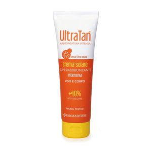 Ultra Tan Crema Intensiva Abbronzante