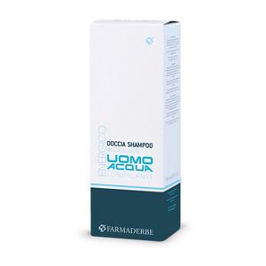 Uomo Acqua Doccia Shampoo Cancella Stanchezza e Tensioni