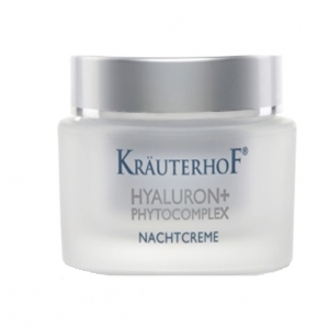 Krauterhof-Crema-Viso-Notte-acido-iarulonico-effetto-antirughe 50 ml