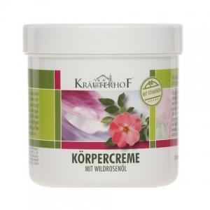 Krauterhof-Crema-Idratante-corpo-all-olio-di-rosa-selvatica-250ml