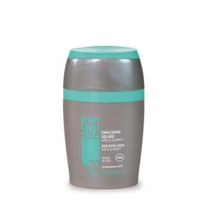 Farmaderbe Crema  Solare protezione 30 Emulsione 125 ml