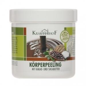 Krauterhof Peeling Corpo al Burro di Cacao e Shea 400 grammi