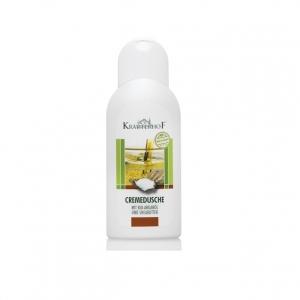 Krauterhof Crema doccia con Arganolo biologico e Burro di Shea 250ml