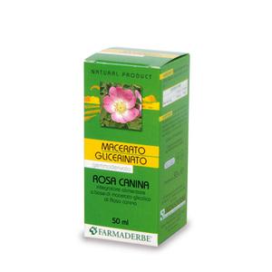 FARMADERBE Rosa Canina Macerato Glicerinato 50 ml