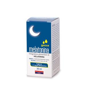 FARMADERBE Melatonina Gocce Insonnia 30 ml