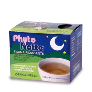 Farmaderbe Phyto Notte Tisana Rilassante 15 filtri