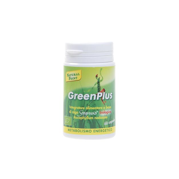 Grenn Plus l'Alga Bruna Riattiva Tiroide