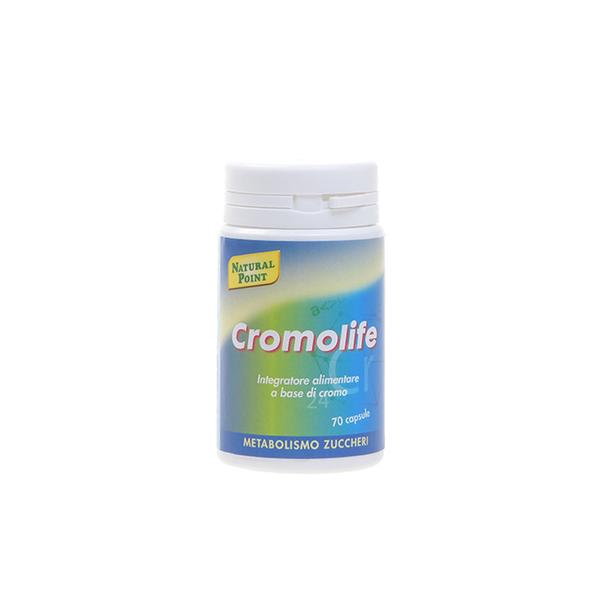 Cromolife Cromo Picolinato per Glicemia e Diabete