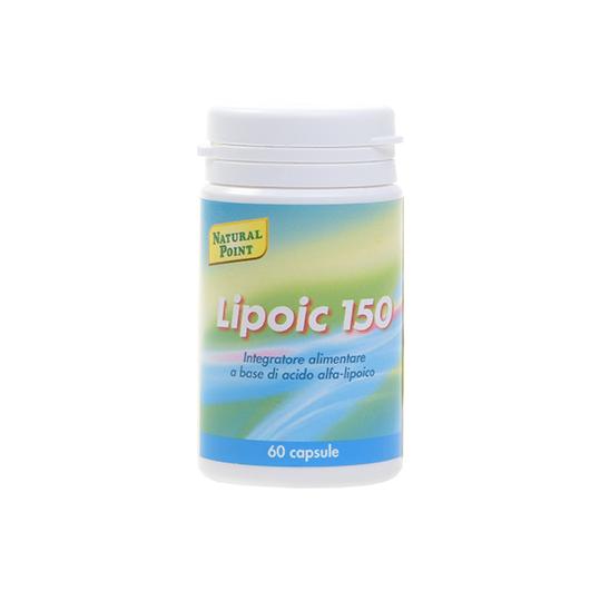 LIPOIC 150 Brucia Grassi