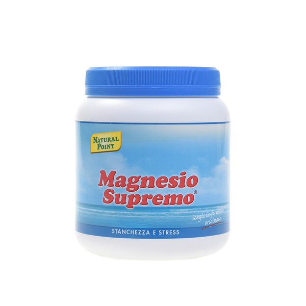 Magnesio Supremo Solubile Natural Point 300gr