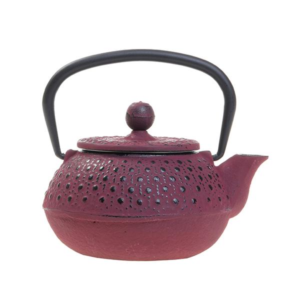 Teiera Rosso Zen per Tè o Infusi