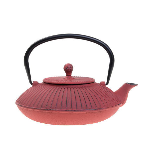 Teiera Arancio Zen per Tè o Infuso