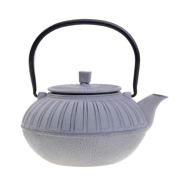 Teiera Grey Zen Rito Giapponse