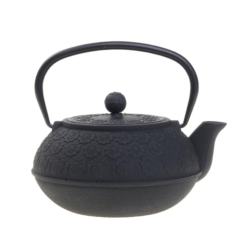 Teiera Black rituale Zen giapponese