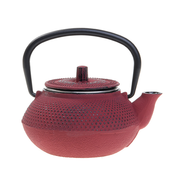 Teiera Rosso Zen per Tè o Infuso