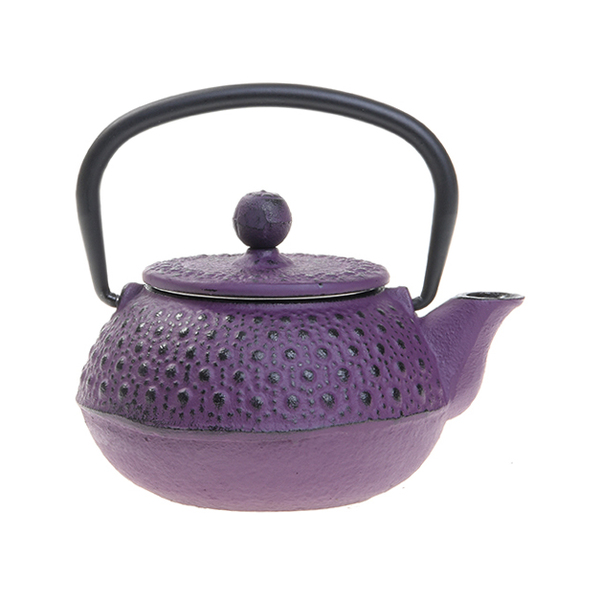 Teiera Porpora Zen per Tè o Infusi