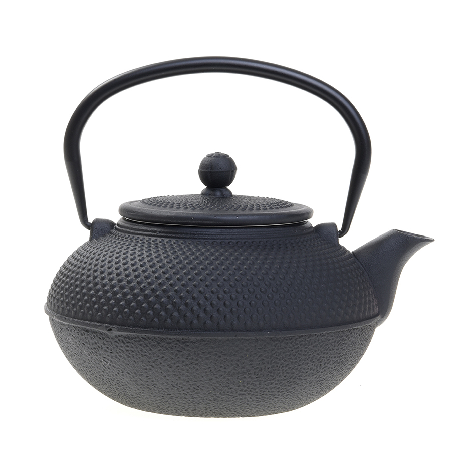 Teiera Black Zen per Tè e Infusi
