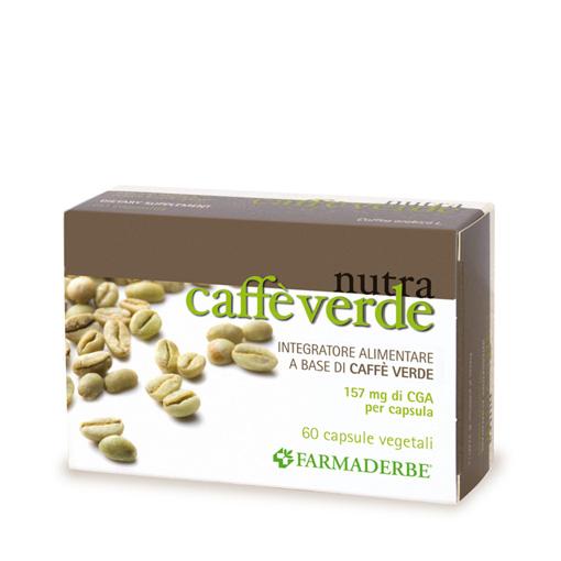 Caffè Verde Azione Tonica e di Sostegno Metabolico per il Controllo del Peso